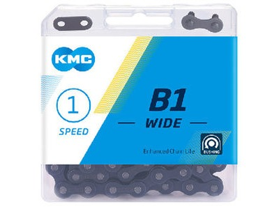 KMC B1 Wide Black