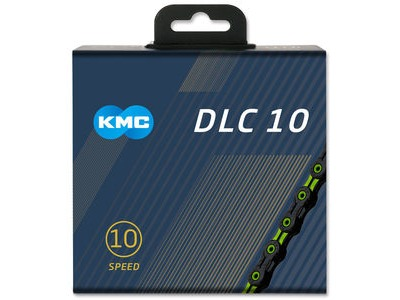 KMC DLC 10 Black/Green 116L click to zoom image