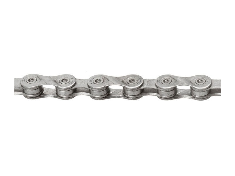 KMC X-9 9 Speed Grey/Grey Chain Boxed click to zoom image