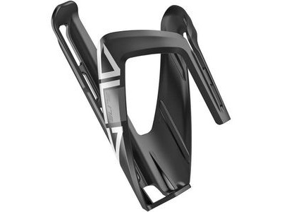 Elite Ala resin bottle cage  Black / White  click to zoom image