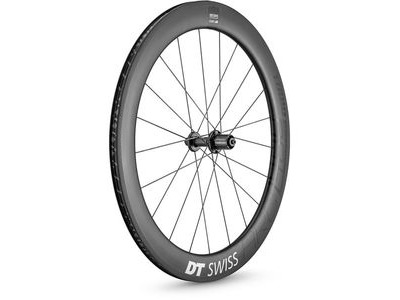 DT Swiss ARC 1400 DICUT wheel, carbon clincher 62 x 17 mm rim, rear
