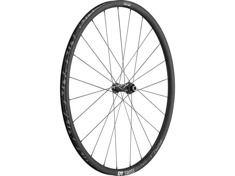 DT Swiss CRC 1400 SPLINE disc, carbon clincher 24 x 22mm, front click to zoom image