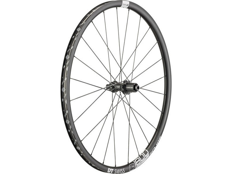 DT Swiss G 1800 SPLINE disc brake wheel, clincher 25 x 24 mm, 700c rear click to zoom image
