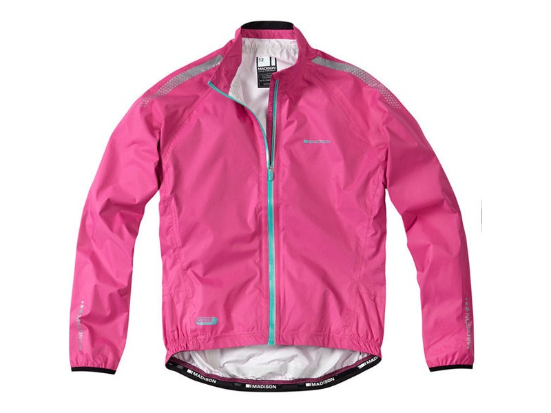 Madison Oslo women's jacket, very berry click to zoom image
