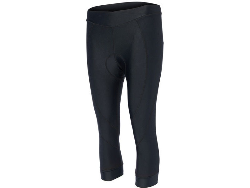 Madison Keirin women's 3/4 shorts, black click to zoom image