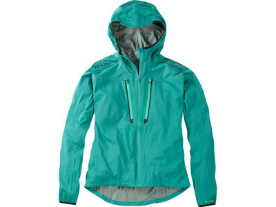 Madison Flux super light men's waterproof softshell jacket, oak green