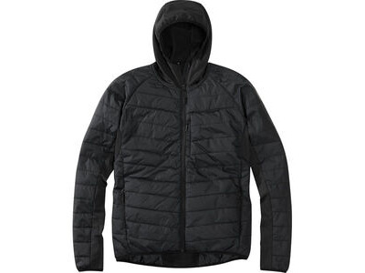 Madison DTE men's hybrid jacket, black