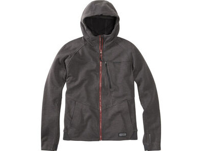 Madison Roam men's softshell jacket, black