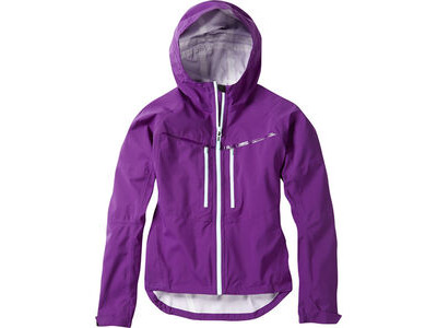 Madison Zena women's waterproof jacket, imperial purple