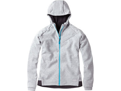 Madison Leia women's softshell jacket, cloud grey