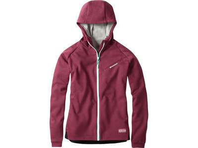 Madison Leia women's softshell jacket, classy burgundy