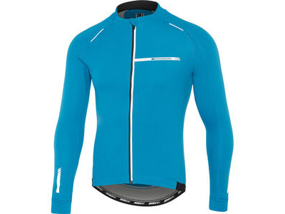 Madison Sportive men's softshell jacket, china blue