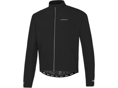 Madison Peloton men's waterproof jacket, black