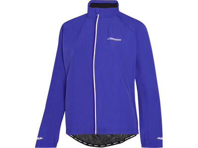 Madison Keirin women's waterproof jacket, purple reign