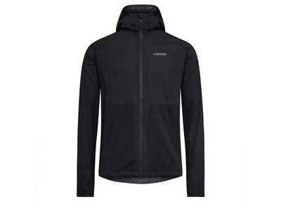 Madison Flux super light men's waterproof softshell jacket, black