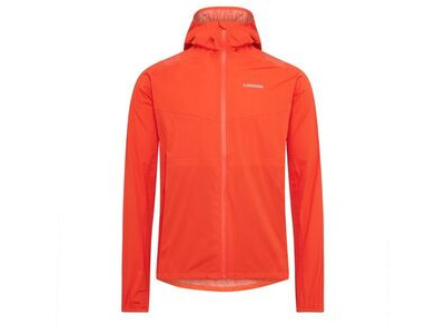 Madison Flux super light men's waterproof softshell jacket, chilli red