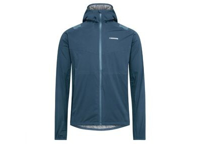 Madison Flux super light men's waterproof softshell jacket, maritime blue