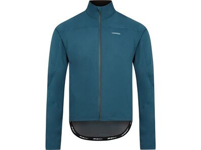 Madison RoadRace super light men's waterproof softshell jacket, maritime blue