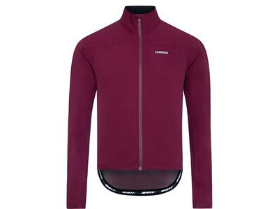 Madison RoadRace super light men's waterproof softshell jacket, classy burgundy