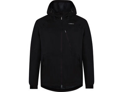 Madison Roam men's waterproof jacket, black