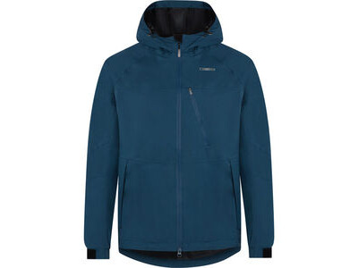 Madison Roam men's waterproof jacket, atlantic blue